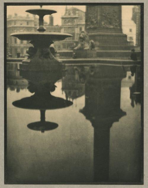 Trafalgar Square Coburn, Alvin Langdon  (American, 1882-1966)