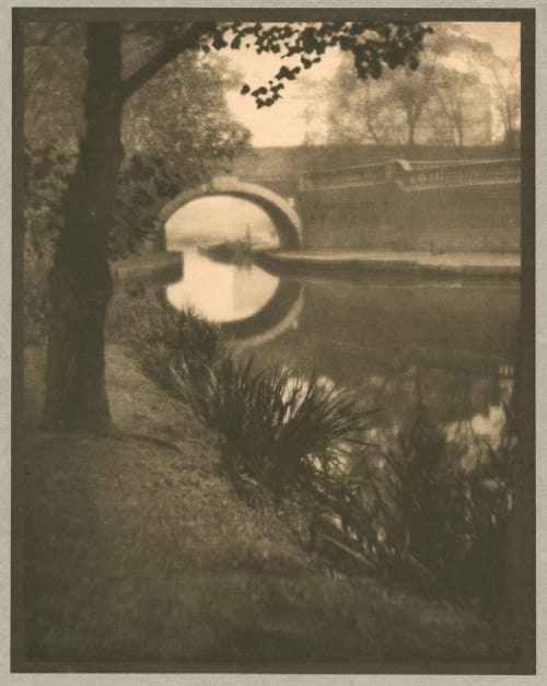 Paddington Canal Coburn, Alvin Langdon  (American, 1882-1966)