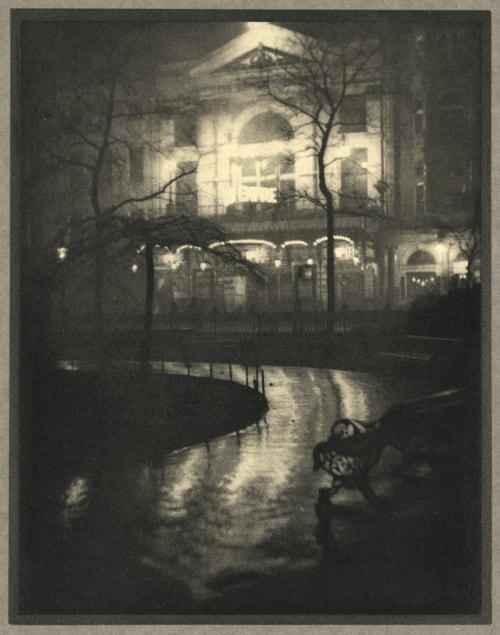 Leicester Square Coburn, Alvin Langdon  (American, 1882-1966)