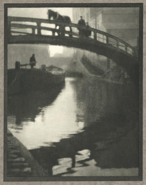 Regent's Canal Coburn, Alvin Langdon  (American, 1882-1966)