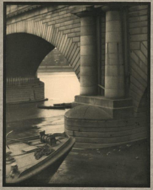 Waterloo Bridge Coburn, Alvin Langdon  (American, 1882-1966)