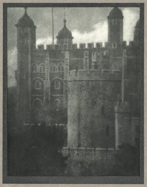 The Tower Coburn, Alvin Langdon  (American, 1882-1966)