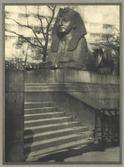 On The Embankment Coburn, Alvin Langdon  (American, 1882-1966)