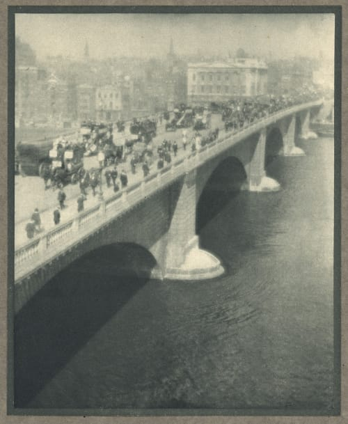London Bridge Coburn, Alvin Langdon  (American, 1882-1966)