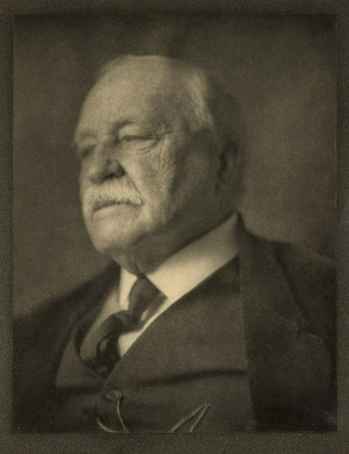 W.D. Howells, New York Coburn, Alvin Langdon  (American, 1882-1966)