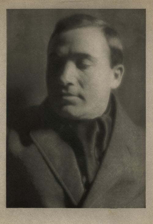 Max Weber, New York Coburn, Alvin Langdon  (American, 1882-1966)