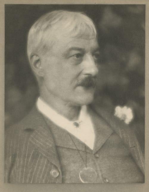 Andrew Lang, St. Andrews Coburn, Alvin Langdon  (American, 1882-1966)