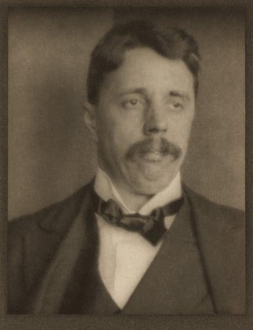 Arnold Bennett, Putney Coburn, Alvin Langdon  (American, 1882-1966)