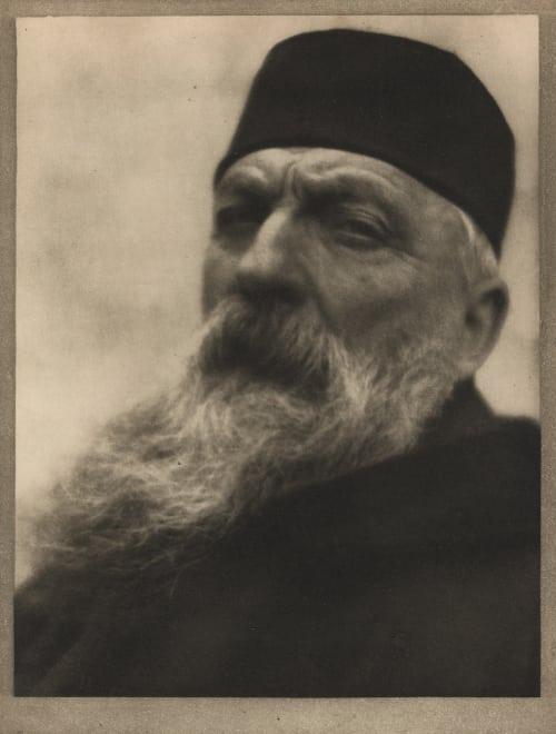 Auguste Rodin, Meudon Coburn, Alvin Langdon  (American, 1882-1966)
