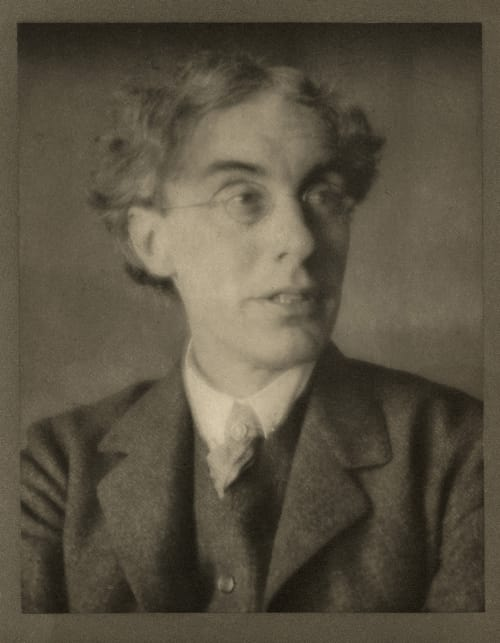 Roger Fry, Hammersmith Coburn, Alvin Langdon  (American, 1882-1966)