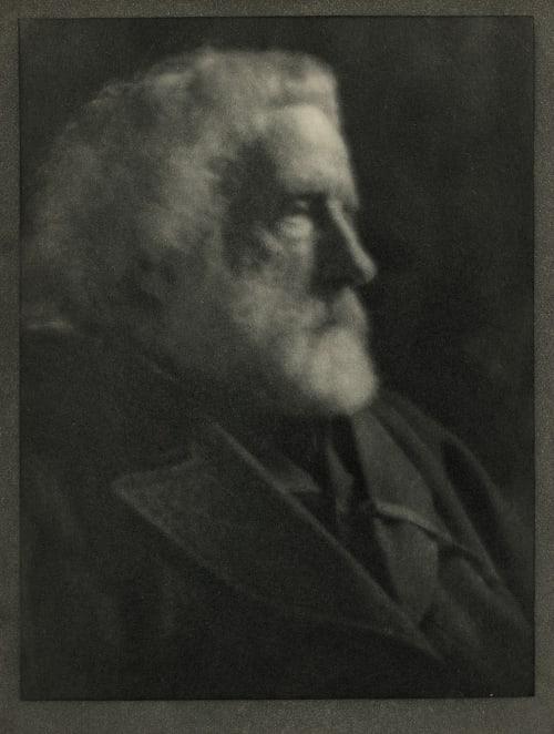 George Meredith, Box Hill Coburn, Alvin Langdon  (American, 1882-1966)