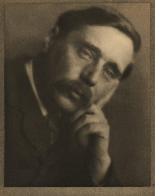 H.G. Wells, Sandgate Coburn, Alvin Langdon  (American, 1882-1966)