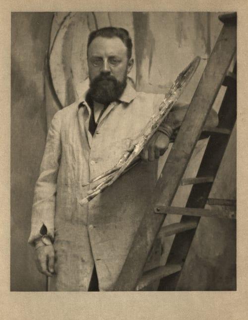 Henry Matisse, Paris Coburn, Alvin Langdon  (American, 1882-1966)