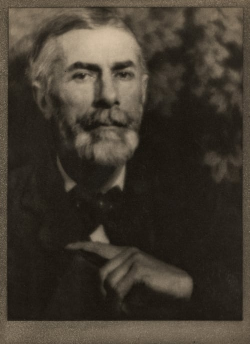 Edward Carpenter, Bloomsbury Coburn, Alvin Langdon  (American, 1882-1966)
