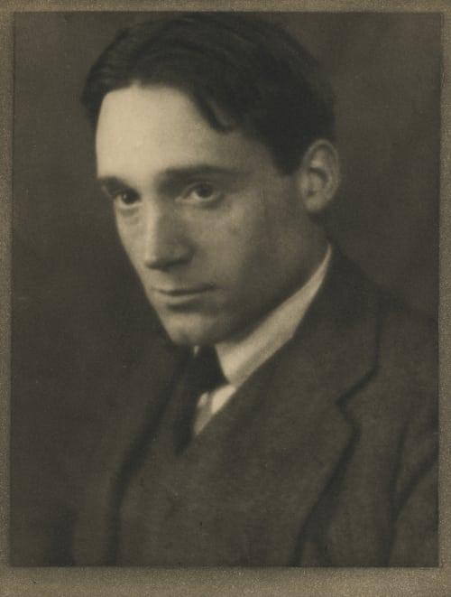 H. Granville Barker, Clement's Inn Coburn, Alvin Langdon  (American, 1882-1966)