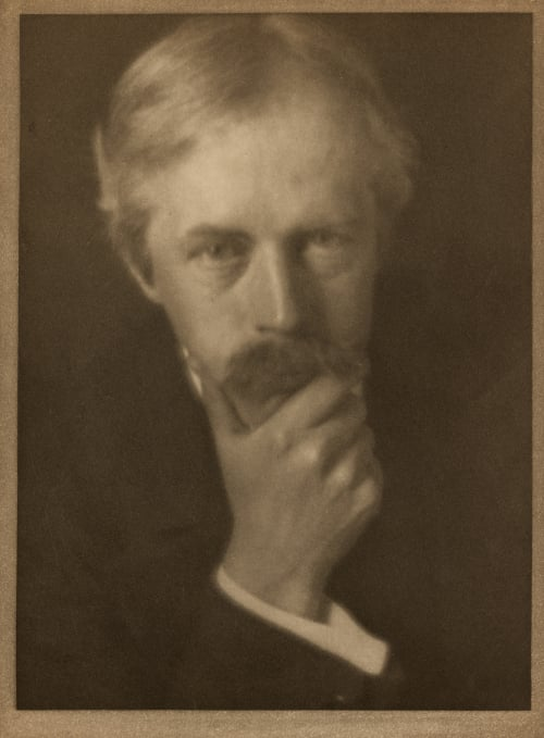 Arthur Symons, St. john's Wood Coburn, Alvin Langdon  (American, 1882-1966)