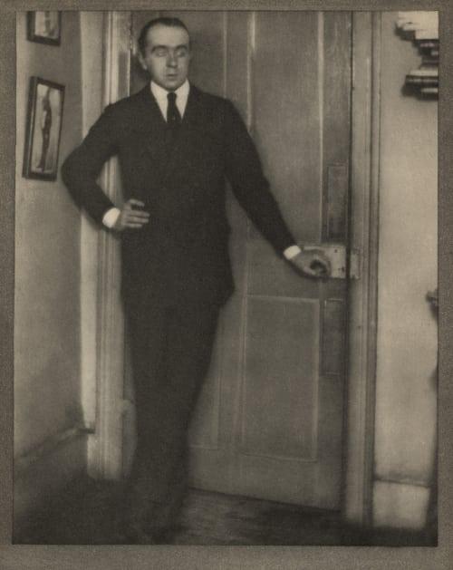 Max Beerbohm, London Coburn, Alvin Langdon  (American, 1882-1966)