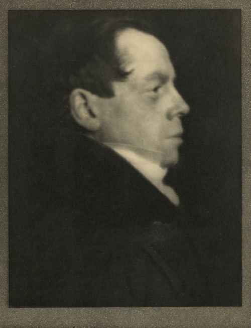 William Nicholson, Bloomsbury Coburn, Alvin Langdon  (American, 1882-1966)