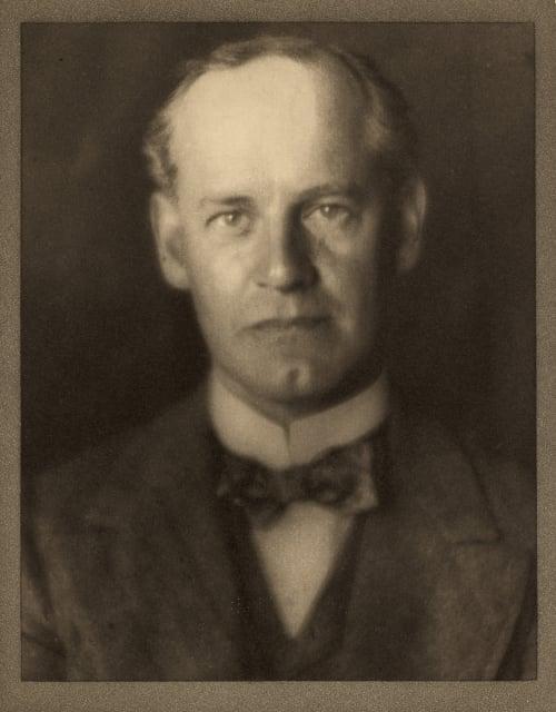 John Galsworthy, Adelphi Terrace Coburn, Alvin Langdon  (American, 1882-1966)