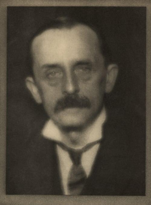 J.M. Barrie, Adelphi Terrace Coburn, Alvin Langdon  (American, 1882-1966)