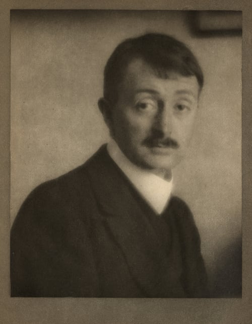 John Masefield, Hampstead Coburn, Alvin Langdon  (American, 1882-1966)