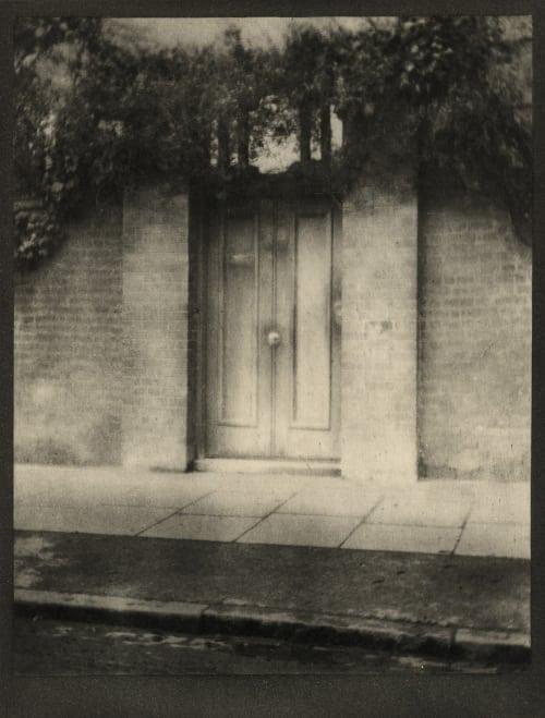 The Door in the Wall Coburn, Alvin Langdon  (American, 1882-1966)