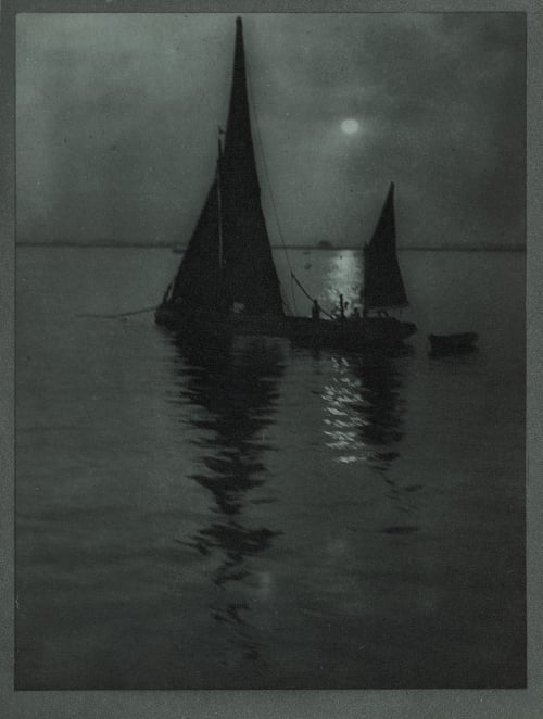 The Star Coburn, Alvin Langdon  (American, 1882-1966)