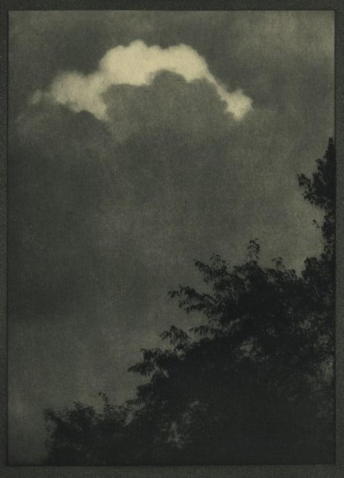 The White Cloud Coburn, Alvin Langdon  (American, 1882-1966)