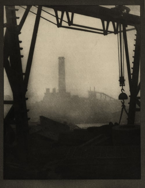 The Edge of the Black Country Coburn, Alvin Langdon  (American, 1882-1966)