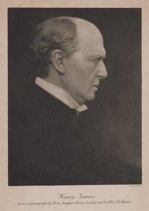 Henry James Coburn, Alvin Langdon  (American, 1882-1966)