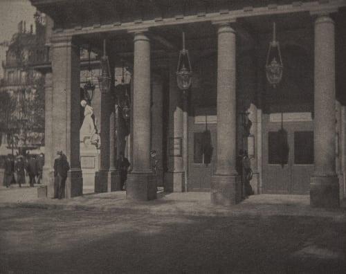 The Dome of Saint Paul's Coburn, Alvin Langdon  (American, 1882-1966)
