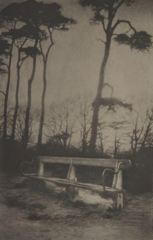 Saltram's Seat Coburn, Alvin Langdon  (American, 1882-1966)