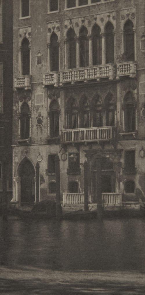 The Venetian Palace Coburn, Alvin Langdon  (American, 1882-1966)
