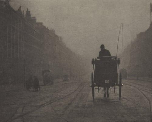 Portland Place Coburn, Alvin Langdon  (American, 1882-1966)
