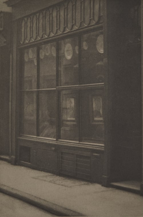 The Curiosity Shop Coburn, Alvin Langdon  (American, 1882-1966)