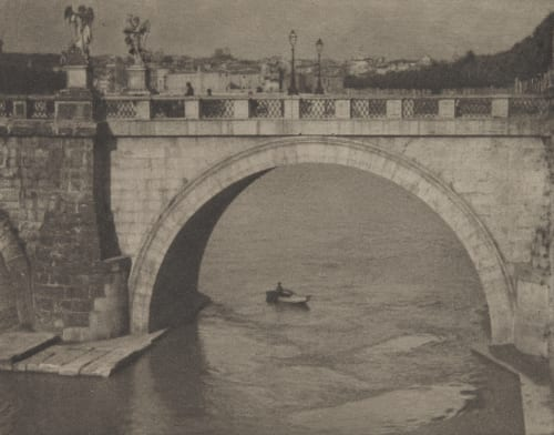 The Roman Bridge Coburn, Alvin Langdon  (American, 1882-1966)