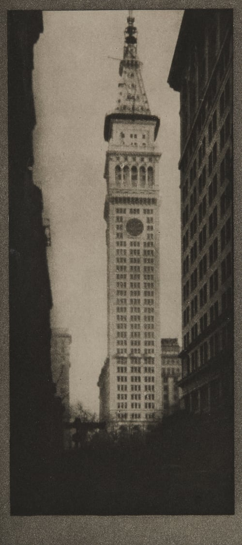 The Metropolitain Tower Coburn, Alvin Langdon  (American, 1882-1966)