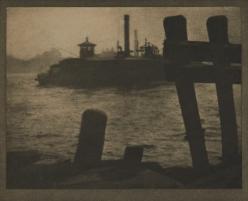 The Ferry Coburn, Alvin Langdon  (American, 1882-1966)