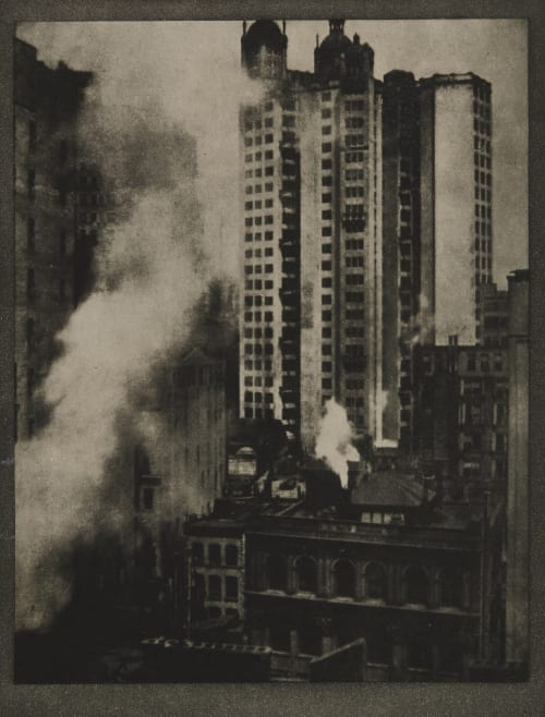 The Park Row Building Coburn, Alvin Langdon  (American, 1882-1966)