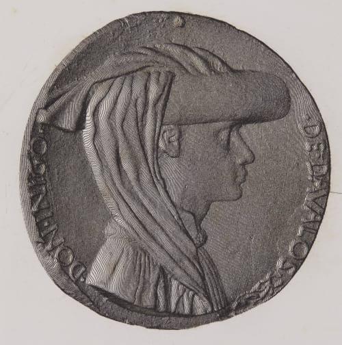 Pl. VI (detail) Collas, Achille  (French, 1795-1859)