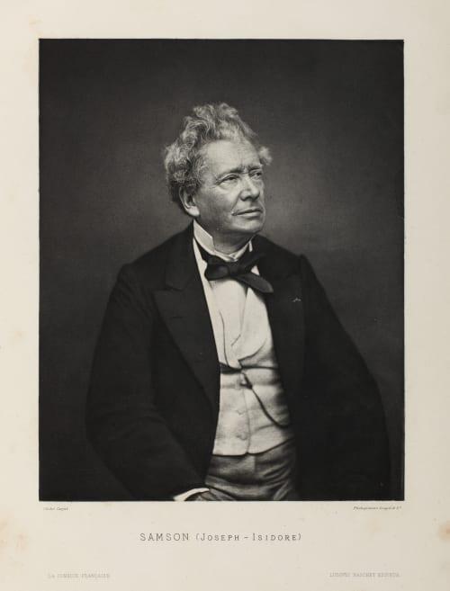 Samson (Joseph-Isidore) Carjat, Etienne  (French, 1828-1906)
