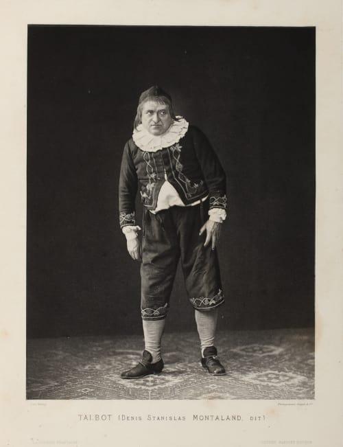 Talbot (Denis Stanislas Montaland, dit) Mulnier, Ferdinand  (French, 1863-1935)