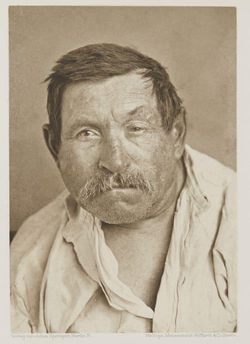Tafel 20 Curschmann, Dr. H.   (German, 1846-1910)