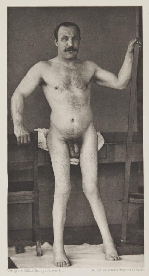Tafel 24 Curschmann, Dr. H.   (German, 1846-1910)