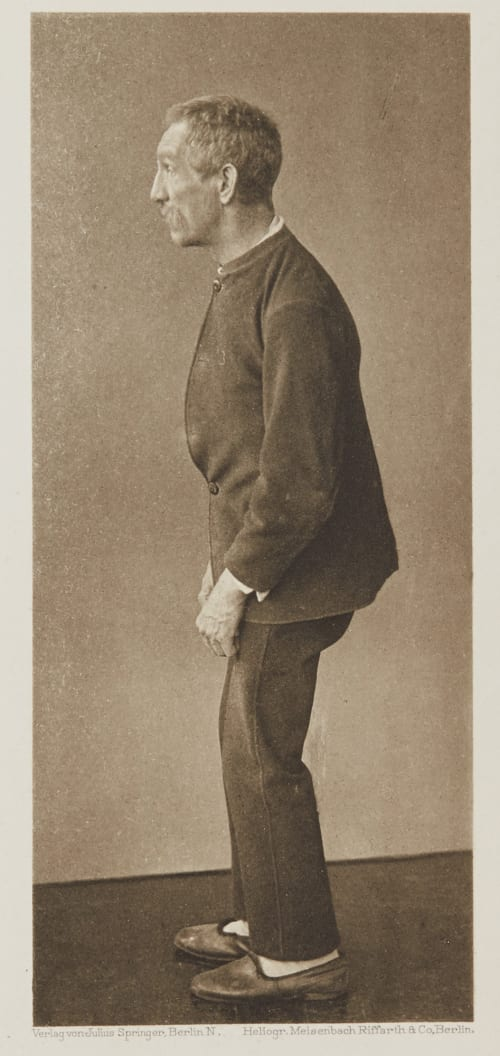 Tafel 27 Curschmann, Dr. H.   (German, 1846-1910)
