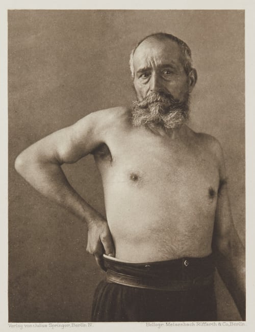 Tafel 34 Curschmann, Dr. H.   (German, 1846-1910)