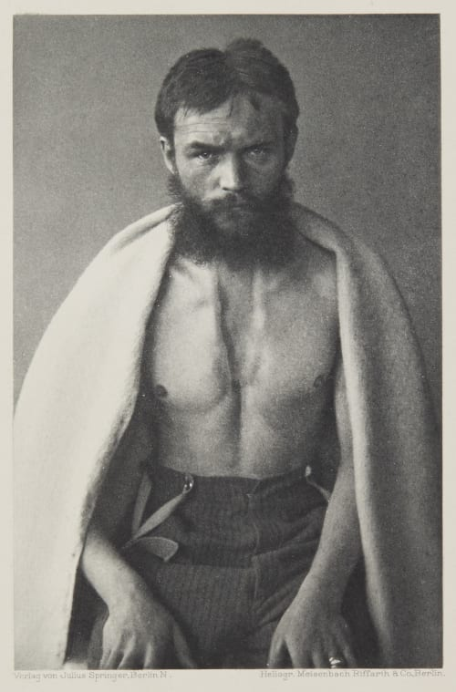 Tafel 50 Curschmann, Dr. H.   (German, 1846-1910)