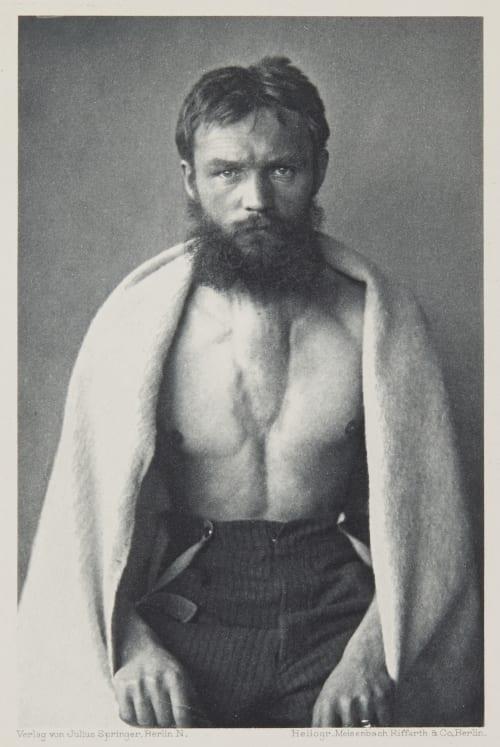 Tafel 51 Curschmann, Dr. H.   (German, 1846-1910)