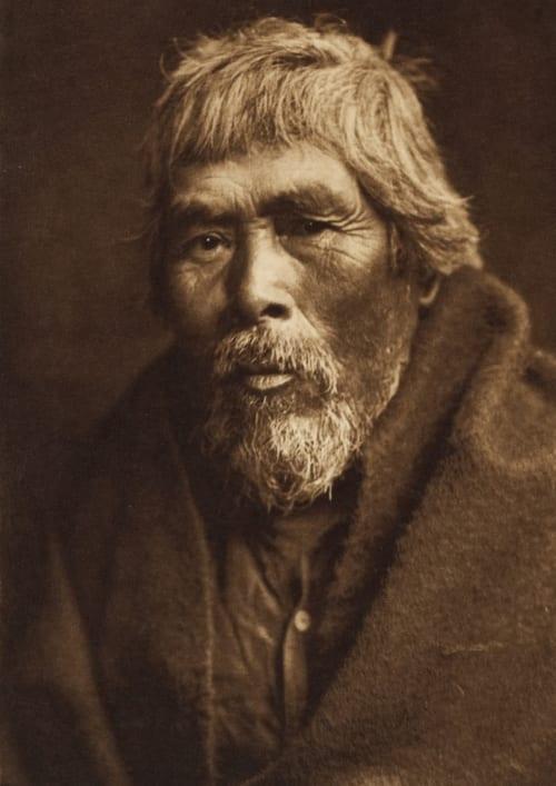 Lagyus-Tsawatenok Curtis, Edward Sherrif  (American, 1868-1952)