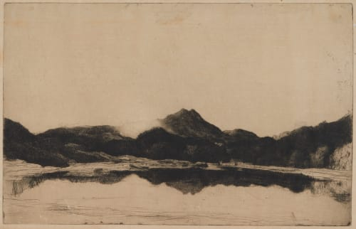 Ben Lomond Cameron, D.Y.   (Scottish, 1865-1945)